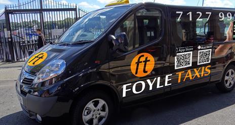 Foyle Taxi Tours