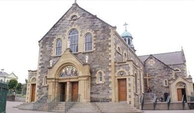 Saint Columba's Church - Long Tower