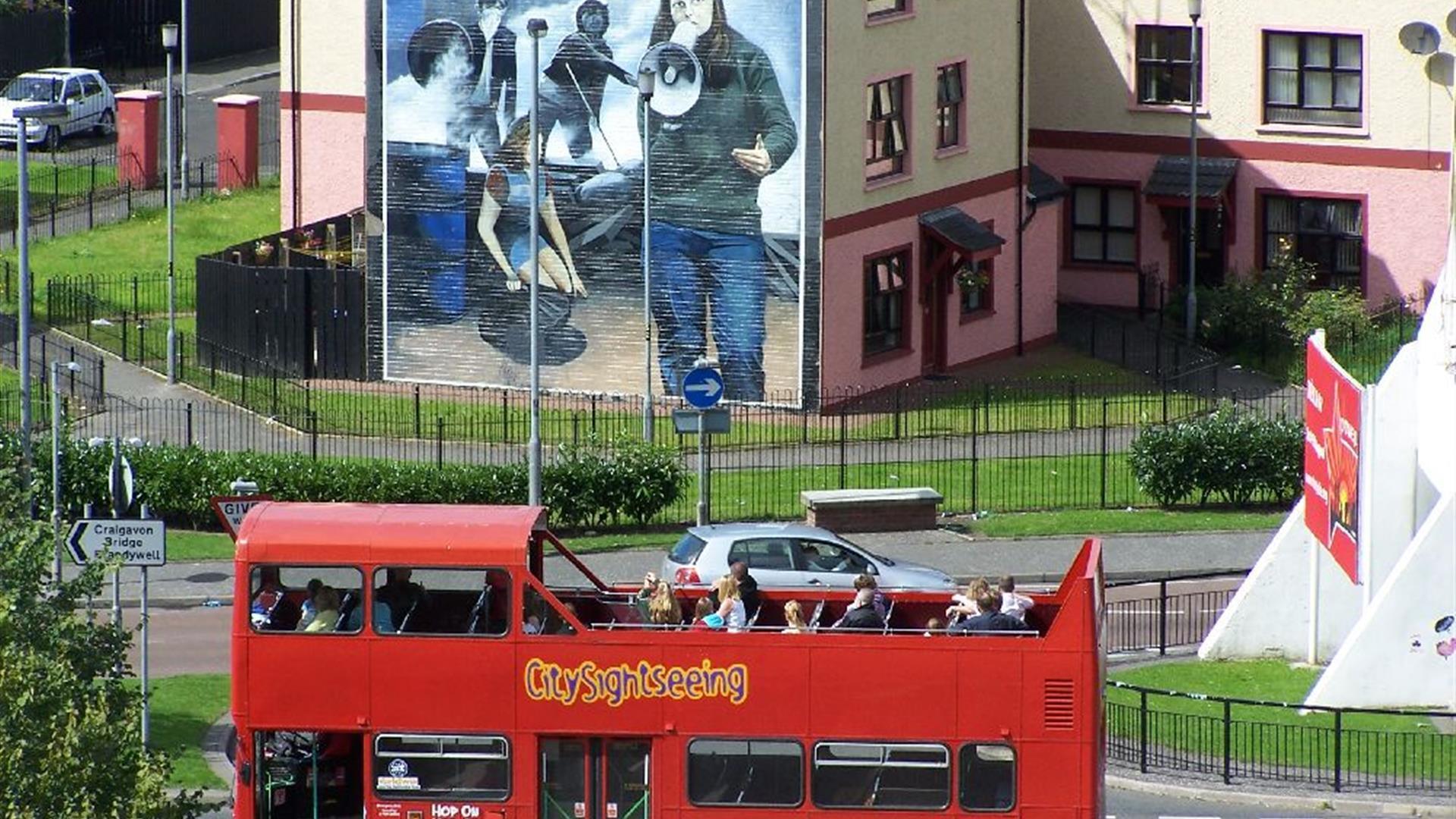 City Sightseeing Derry