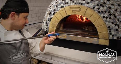 Nonnas Wood Fired Pizza