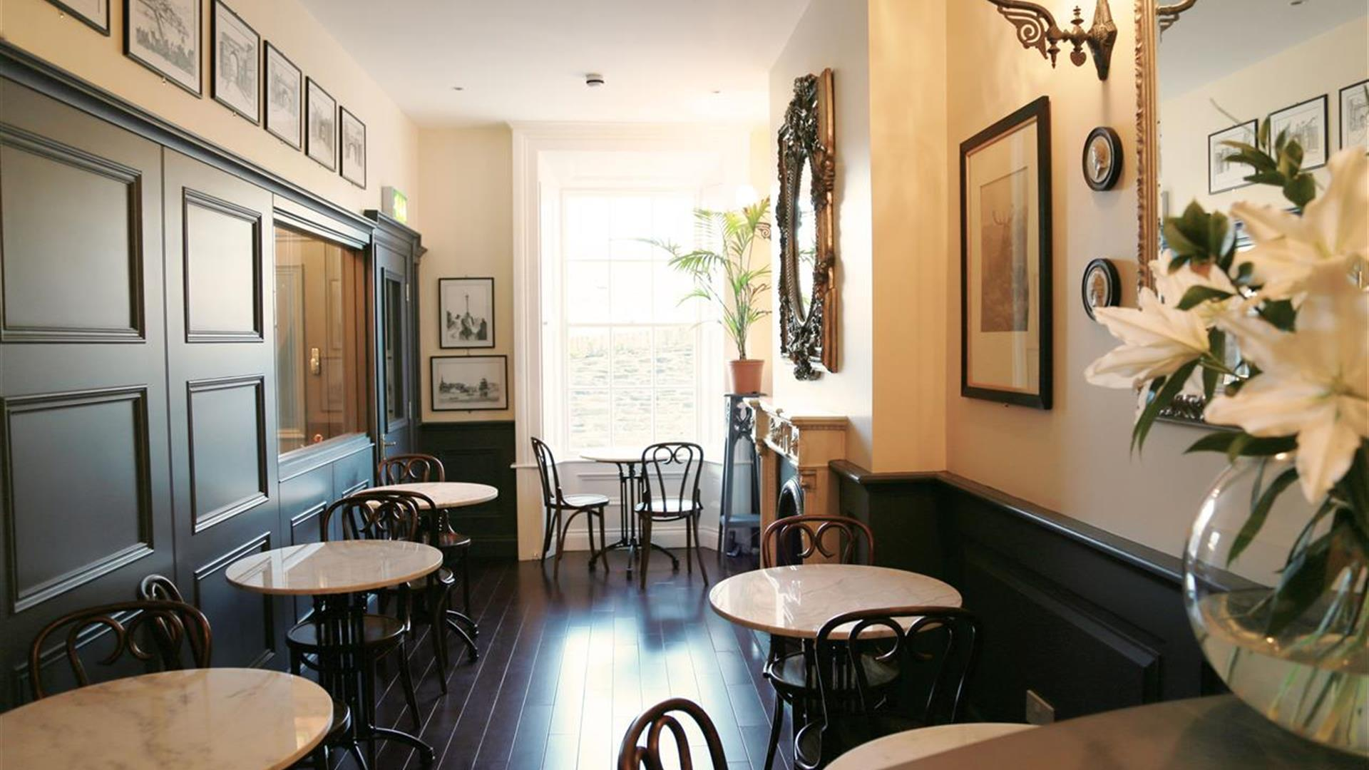 Number 8 The Townhouse
