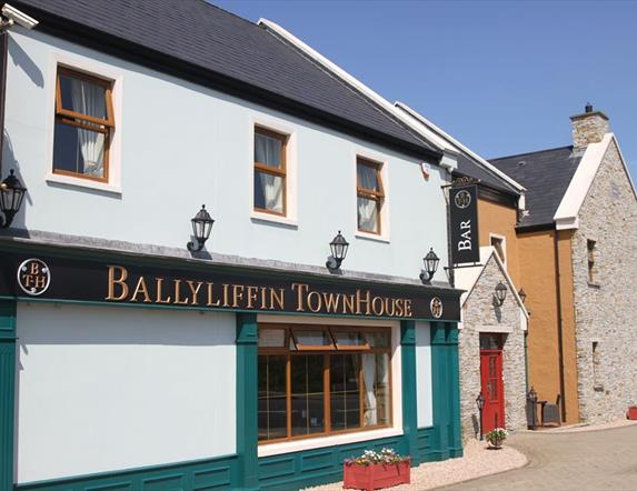 Ballyliffin Townhouse, Co.Donegal