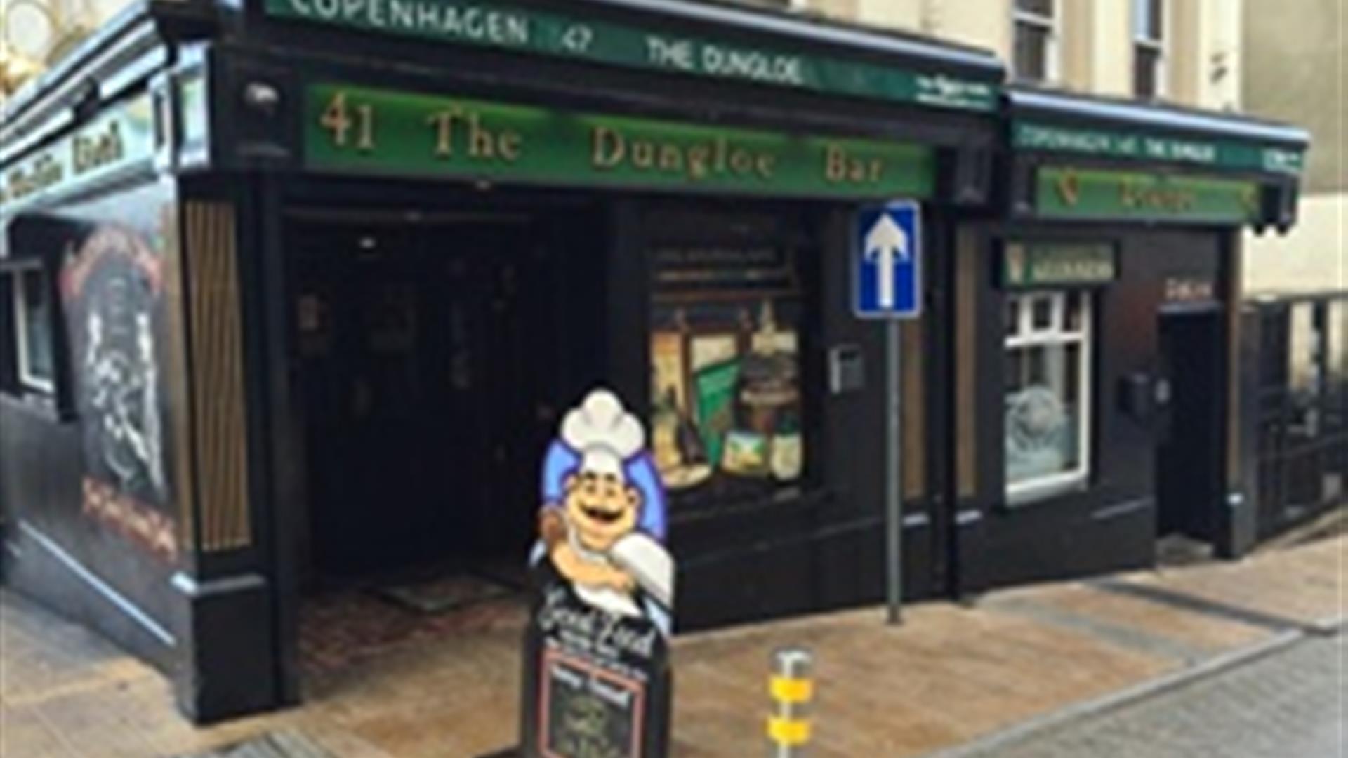 Dungloe Bar