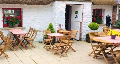 The Cottage Craft Gallery and Coffee Shop, Derry