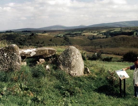 Loughash Wedge Tomb