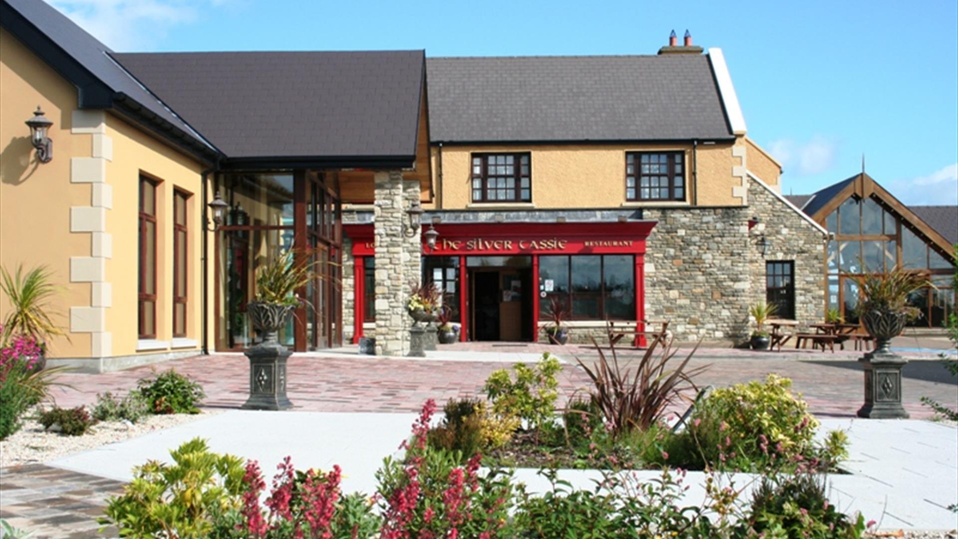 Silver Tassie Hotel, in Letterkenny.