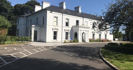 St Columb's Park House