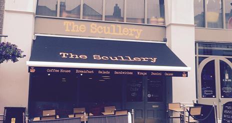 The Scullery Café