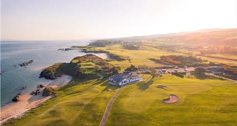 Greencastle Golf Club, Co Donegal.