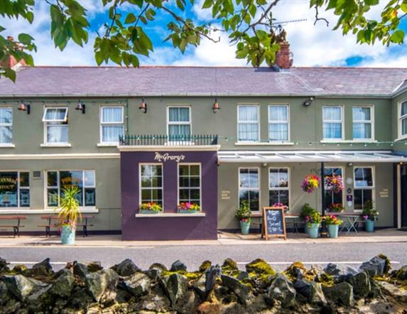 McGrory's Hotel, Culdaff, Co.Donegal