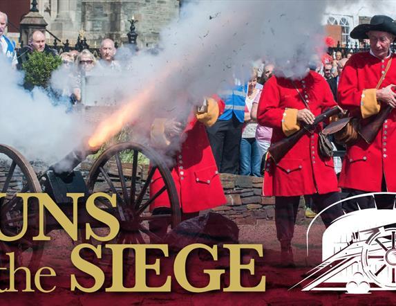 Guns of the Siege