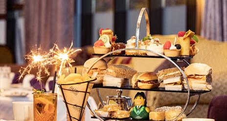 Afternoon Tea at The Everglades Hotel