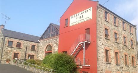 Tullyarvan Mill Hostel, Buncrana, Co.Donegal