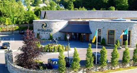 An Grianan Hotel in Co Donegal.