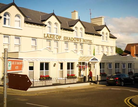 Lake of Shadows Hotel, Buncrana, Co.Donegal