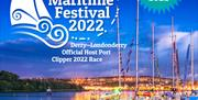 Derry~Londonderry is the official host port for the Clipper 2022 Race.