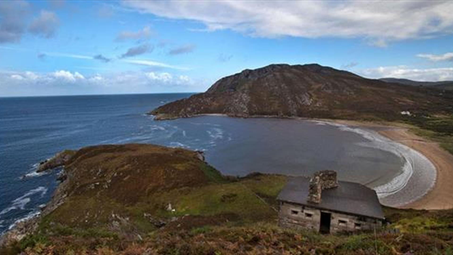 Fort Dunree in Buncrana, Co Donegal.