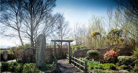 Iosas Centre & Celtic Prayer/Pilgrim Garden