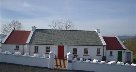 Cecil's Cottage, Buncrana, Co.Donegal