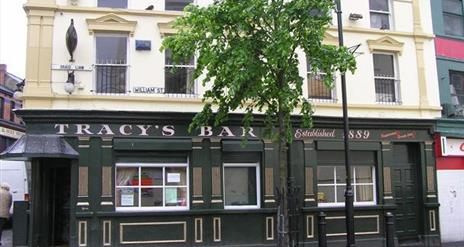 Tracy's Bar Derry