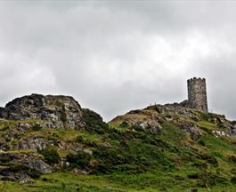 dartmoor castles