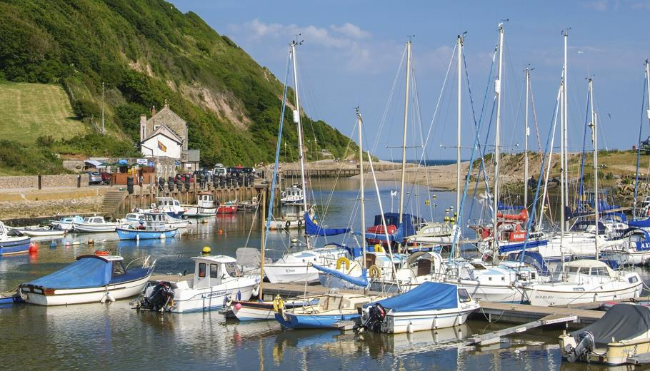 seaton harbour