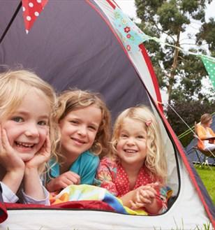 Roadford Lake Camping