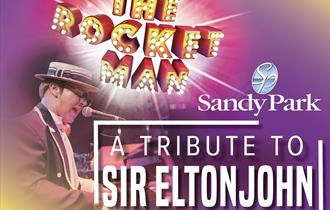 The Rocket Man - Tribute Night