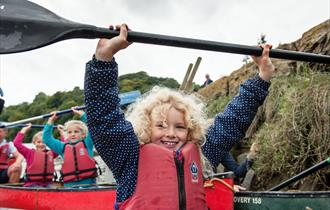 Guided Family Canoe Trip