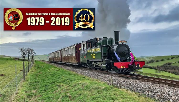 Lynton & Barnstaple Railway Santa Specials