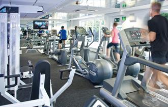 The Barnstaple Hotel gym
