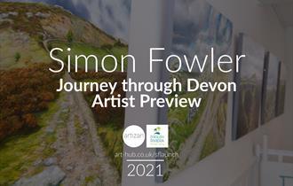Simon Fowler - Artist Preview
