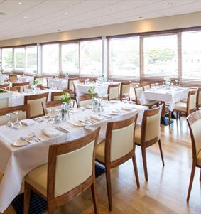The Barnstaple Hotel restaurant