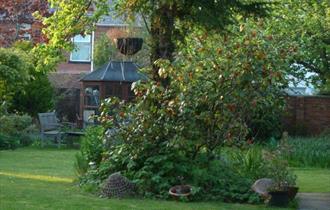 Topsham Open Gardens 21 Victoria Road