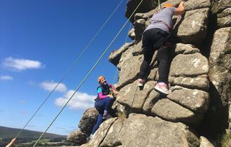 Rock Climbing Coffee Morning