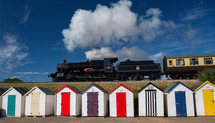 Dartmouth Steam Railway & River Boat Company