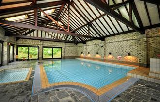 corffe house swimming pool