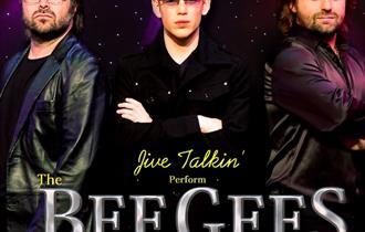 Jive Talkin' perform the Bee Gees