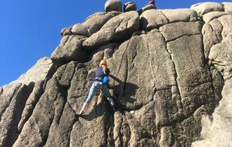 Rock Climbing Development Course