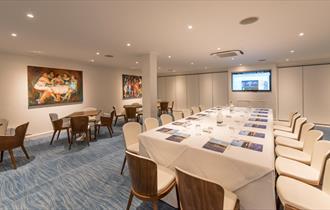 conferences at Saunton Sands Hotel