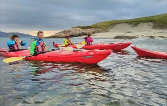 Full Day Sea Kayaking Trip
