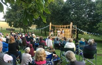 ROBIN HOOD - outdoor theatre performance
