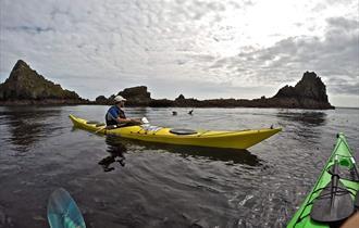 Improvers Sea Kayaking Course
