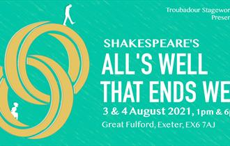 """Shakespeare's """"All's Well That Ends Well"""""""