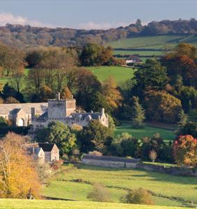 National Trust - Buckland Abbey