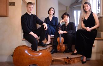 Concert: The Hill Quartet