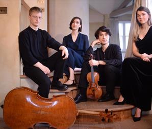 Concert: The Hill Quartet