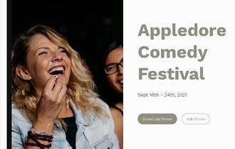 Appledore Comedy Festival