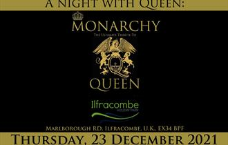Monarchy - Queen Tribute Band