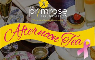 Afternoon tea in aid of The Primrose Foundation